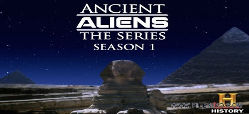 ancientAliens.s01 fileniko - دانلود مستند Ancient Aliens بیگانگان باستانی فصل اول