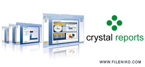 crystal reports - دانلود Crystal Reports Developer 2013 v14.1.6.1702 for Visual Studio 2010- 2017 کریستال ریپورت