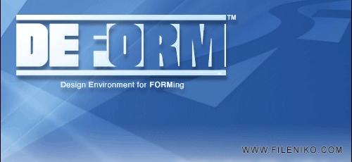 deform 3d - دانلود Deform 3D 11 نرم افزار تجزیه و تحلیل فرآیندهای شکل دهی فلزات