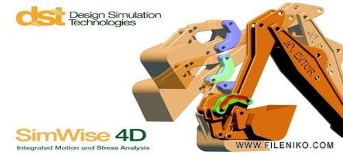 design Simulation SimWise4D - دانلود Design Simulation SimWise4D v9.5.0  به همراه پلاگین های نرم افزار CATIA