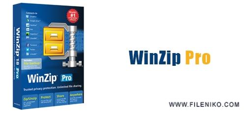 winzip pro - دانلود WinZip Pro v24.0 Build.13618   نرم افزار فشرده سازی