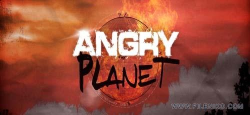 دانلود مستند Angry Planet سیاره خشمگین با دوبله فارسی