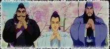 3badar1 222x100 - دانلود سری کامل کارتون افسانه سه برادر دوبله فارسی بخش دوم