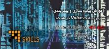 646 222x100 - دانلود Infinite Skills Cisco640-461(ICOMM)Exam Training آموزش پیاده سازی و پیکربندی زیر ساخت Voice در شبکه به شماره آزمون 640-461 ICOMM