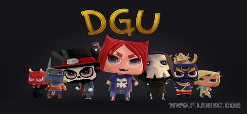 CHiHtEEUcAAJDox - دانلود بازی DGU برای PC