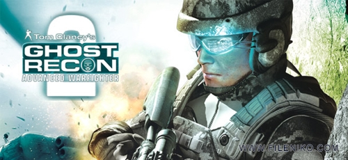 دانلود بازی Ghost Recon Advanced Warfighter 2 برای PC