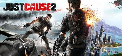 دانلود بازی Just Cause 2 Complete برای PC