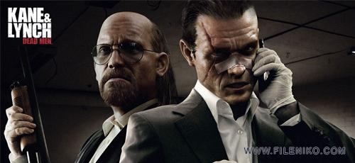 دانلود بازی Kane And Lynch – Dead Men برای PC