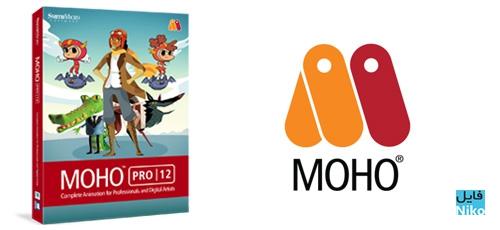 Moho.Pro  - دانلود Smith Micro Moho Pro 12.5.0.22438  نرم افزار ساخت کارتون و انیمیشن