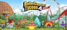 RollerCoaster Tycoon 4 Mobile 222x100 - دانلود RollerCoaster Tycoon 4 Mobile 1.10.12  بازی ساخت پارک اندروید + دیتا