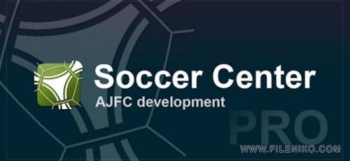 Soccer Center 500x230 - دانلود Soccer Center PRO (Live Score) v3.0.8 برنامه نمایش نتایج فوتبال به صورت زنده برای اندروید
