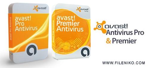 avast pro - دانلود Avast! Antivirus Pro + Premier 18.8.2356.0  آنتی ویروس اوست