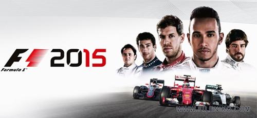 f1 2015 - دانلود بازی F1 2015 برای PC