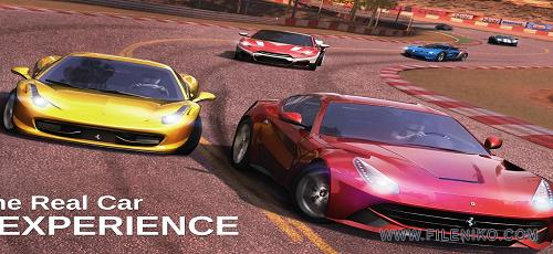 دانلود بازی گرافیکی GT Racing 2: The Real Car Experience 1.5.5z برای اندروید + دیتا