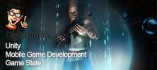 unity.game .state  222x100 - دانلود فیلم آموزشی Digital tutors Unity Mobile Game Development Game State