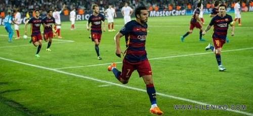 01 - دانلود فول مچ بازی بارسلونا ۵-۴ سویا (سوپرکاپ اروپا)