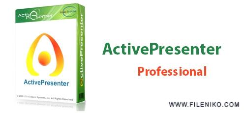 ActivePresenter Professional - دانلود ActivePresenter Professional 7.5.8 نرم افزار ساخت فیلم های آموزشی