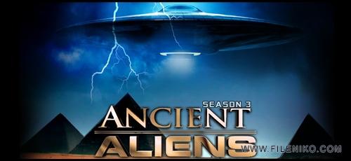 دانلود مجموعه مستند Ancient Aliens بیگانگان باستانی فصل سوم با زیرنویس فارسی
