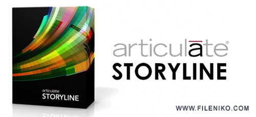 Articulate Storyline - دانلود Articulate Storyline 3.7.20003.0 نرم افزار طراحی و ساخت اسلاید آموزشی