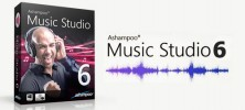 Ashampoo Music Studio 222x100 - دانلود Ashampoo Music Studio 7.0.2.4  مدیریت فایل های صوتی