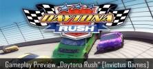 Daytona Rush 222x100 - دانلود Daytona Rush 1.6.3 – بازی جذاب اتومبیل رانی اندروید + مود