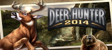 Deer Hunter 2014 222x100 - دانلود Deer Hunter 2014 v.3.0.0  بازی هیجان انگیز شکار حیوانات اندروید + مود