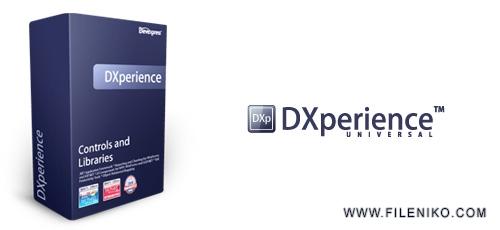دانلود DevExpress Dxperience Universal 18 1 5 Build 201800801