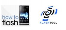 Flashtool 222x100 - دانلود Flashtool 0.9.19.10 برنامه ی نصب رام گوشی های Xperia