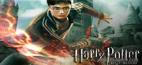 Harry Potter and the Half Blood Prince - دانلود بازی Harry Potter And The Half Blood Prince برای PC