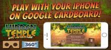 "Hidden Temple VR Adventure 222x100 - دانلود Hidden Temple – VR Adventure 1.0.5 – بازی واقعیت مجازی ""معبد پنهان"" اندروید + دیتا"