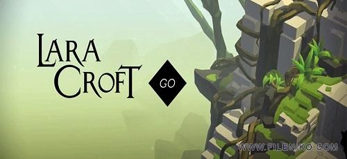 Lara Croft GO - دانلود Lara Croft GO 2.1.90677  بازی پازل لارا کرافت گو اندروید + مود + دیتا