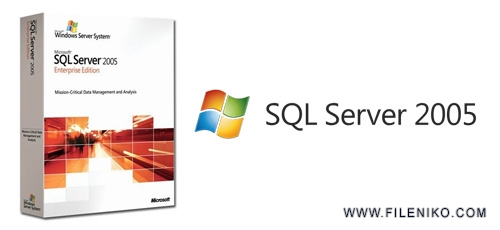 Microsoft SQL Server 2005 Enterprise - دانلود Microsoft SQL Server 2005 Enterprise x86/x64 + SP4  نرم افزار مدیریت پایگاه داده