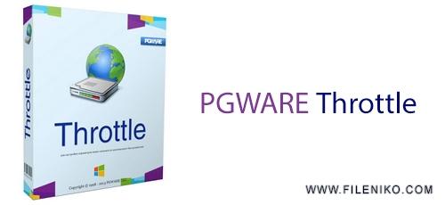 PGWARE Throttle - دانلود PGWARE Throttle 8.6.17.2019 بهینه سازی سرعت اینترنت