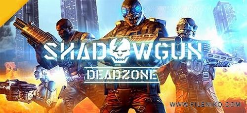 SHADOWGUN DeadZone - دانلود SHADOWGUN: DeadZone 2.6.0  بازی چند نفره آنلاین اندروید + دیتا