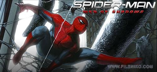 Spider Man Web of Shadows - دانلود بازی Spider-Man Web of Shadows برای PC