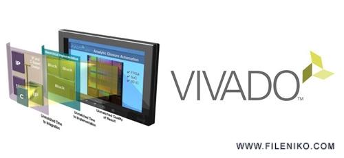 Xilinx Vivado Design Suite - دانلود Xilinx Vivado Design Suite 2019.1 نرم افزار طراحی FPGA های زایلینکس