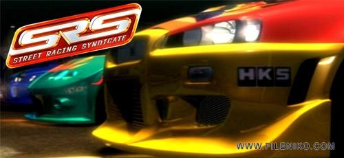 دانلود بازی Street Racing Syndicate برای PC