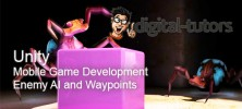 waypoint 222x100 - دانلود فیلم آموزشی Digital tutors Unity Mobile Game Development Enemy AI and Waypoints