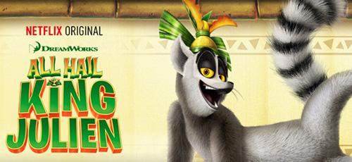 1 1 - دانلود انیمیشن All Hail King Julien فصل ششم