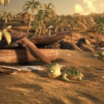 دانلود انیمیشن داستان یک لاکپشت: ماجراهای سامی – A Turtle's Tale: Sammy's Adventures دوبله دوزبانه انیمیشن مالتی مدیا