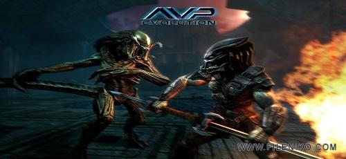 140 - دانلود AVP: Evolution 2.0.1 – بازی پرطرفدار اکشن اندروید + مود + دیتا