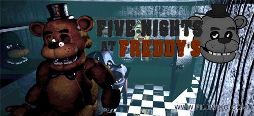 5NAF - دانلود مجموعه بازی Five Nights at Freddy's برای PC