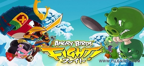 Angry Birds Fight - دانلود Angry Birds Fight RPG Puzzle 2.5.0  بازی مبارزه پرندگان خشمگین اندروید