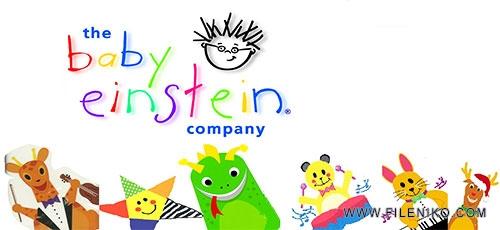 Baby Einstein  - دانلود Baby Einstein آموزش زبان انگلیسی کودکان (انیشتین کوچولو)