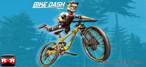 Bike Dash - دانلود Bike Dash v3 – بازی دوچرخه سواری کوهستان اندروید + مود + دیتا