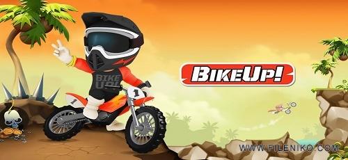 Bike Up - دانلود Bike Up 1.0.1.60  بازی موتورسواری مهیج اندروید + نسخه مود