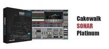 Cakewalk SONAR Platinum 222x100 - دانلود Cakewalk SONAR Platinum 23.8.0.30 + X3 Producer Edition نرم افزار آهنگ سازی حرفه ای به همراه Plugins