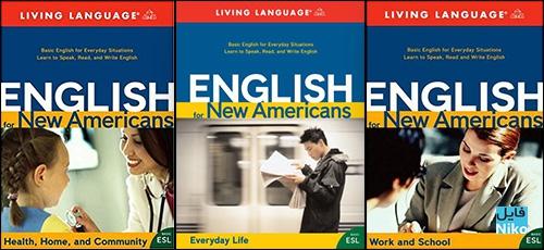 English for New Americans - دانلود English for New Americans فیلم آموزش زبان انگلیسی آمریکایی
