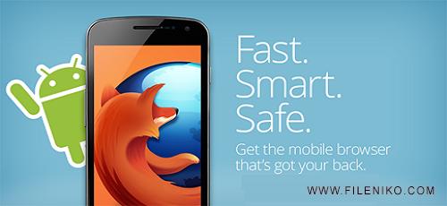 Firefox Browser - دانلود Firefox Browser for Android  آخرین نسخه مرورگر فایرفاکس برای اندروید