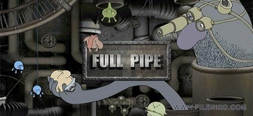 Full Pipe Adventure - دانلود Full Pipe Adventure 1.0.0 build 8 – بازی ماجراجویی لوله ها اندروید به همراه فایل دیتا